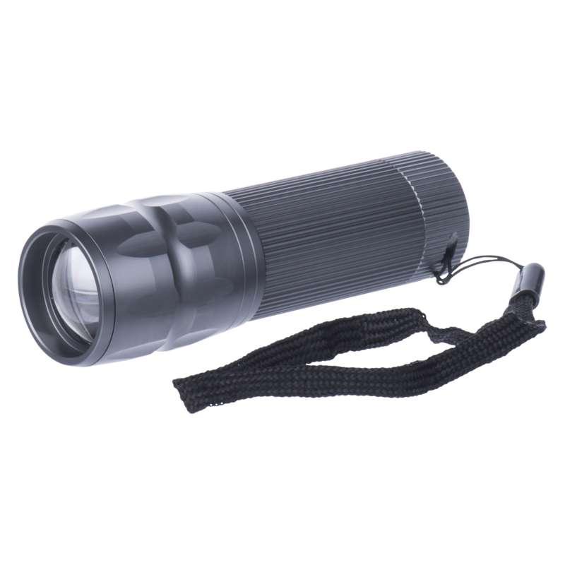 LED ruční svítilna P3899, 300 lm, 4× AAA, fokus EMOS