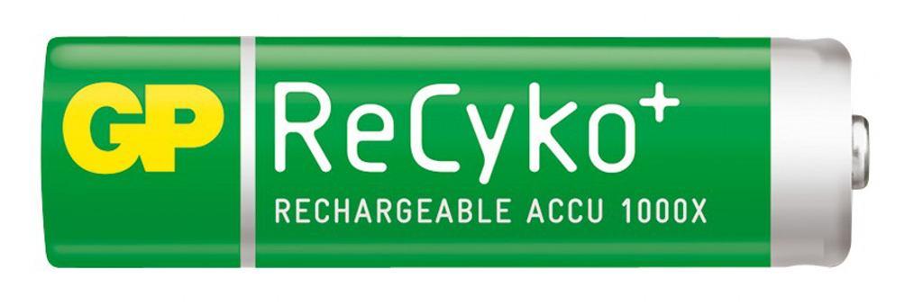 Nabíjecí baterie GP ReCyko+ HR6 (AA)
