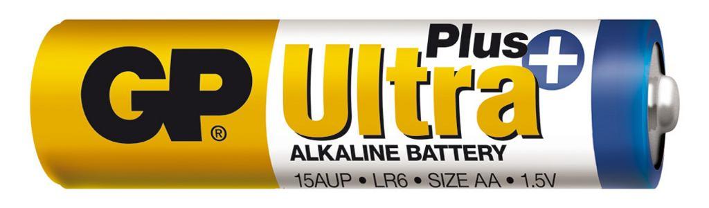 Fotografie Baterie GP R6 UltraPlus 15AUP3/1NR-P4