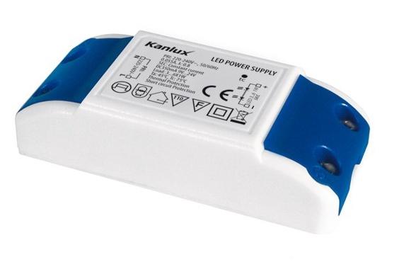 Fotografie 9-12W RICO LED transformátor