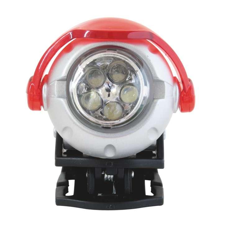 Fotografie LED svítilna s upínacím klipsem CL5L