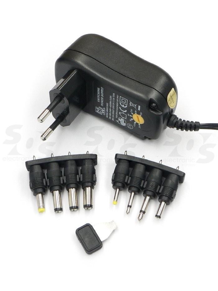 adapter 1000mA 3-12V