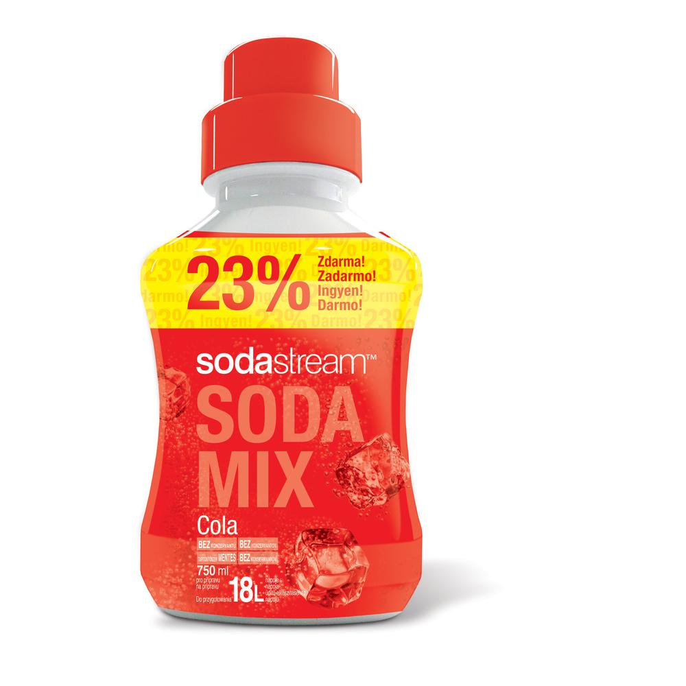 Sirup Cola velký 750ml/18L