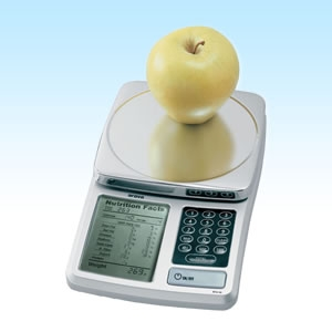 Kuchyňská váha nutriční ORAVA EV-8