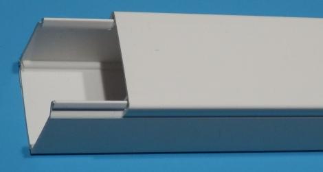 Fotografie Lišta vkládací PVC 18x18 2m