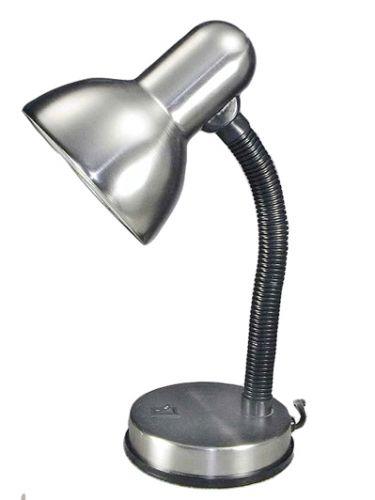 Fotografie lampka KADET matný chrom E27/60W