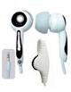 Sluchátka KONOC s regulací hlasitosti (pecky)