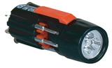 Fotografie LED se šroubováky - svítilna P3822 QC166