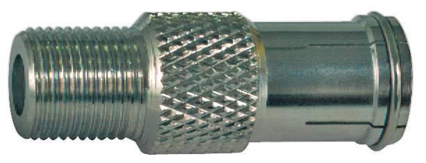 Fotografie Redukce F zásuvka - IEC zásuvka M5852