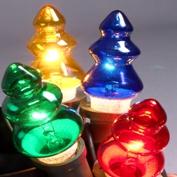 Fotografie Náhradní žárovka barevná stromek 20V/0,1A