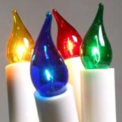 Fotografie Náhradní žárovka Gloria barevná 14V 0,1A