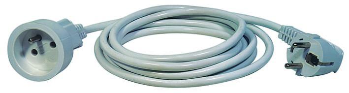 Fotografie Prodlužovací kabel - spojka 7m