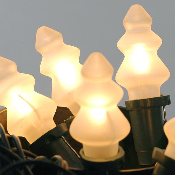 Fotografie Náhradní žárovka Stromek bílý 20V/0,1A