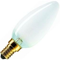 Fotografie Žárovka svíčková 40W/E14 mat TES-LAMPS