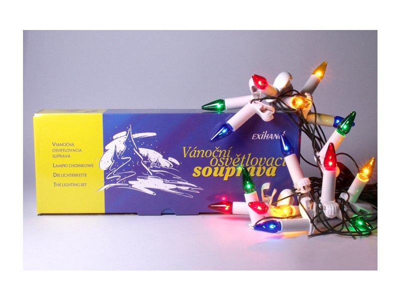 Fotografie Vánoční souprava FELICIA barevná SV16