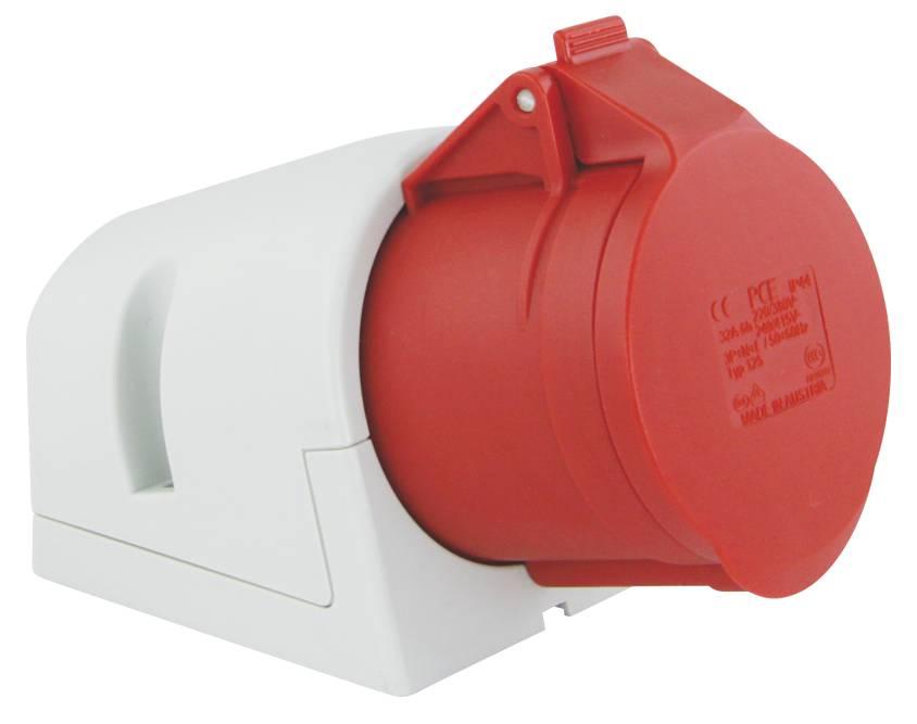 SCH-PCE-Zásuvka 125-6 32/5/400 IP44