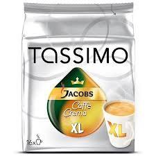 Tassimo Caffé Crema XL 16ks