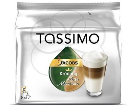 Tassimo Latte Macchiato 8