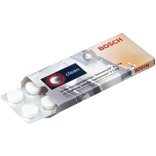 Čistící tablety Bosch TCZ 6001